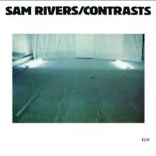 SAM RIVERS - CONTRASTS  CD NEU