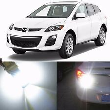 Alla Lighting Back-Up Reverse Light T20 White LED Bulb for 07~12 Mazda CX-7 CX-9