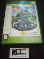 Halo combat evolved Microsoft Xbox. Complete vgc free UK postage