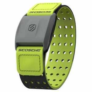 Scosche Rhythm+ Heart Rate Monitor Armband-GREEN