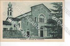 83470 TRENTO 1910 PERGINE VALSUGANA CONVENTO DEI FRANCESCANI SAN FRANCESCO