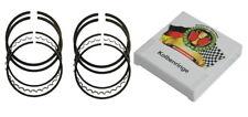 HONDA cx500 CX 500 ANELLI PISTONE PISTON RINGS - 1. eccesso OS +0.25 mm/PISTONE
