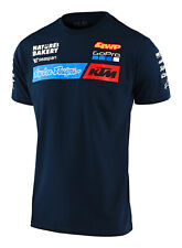 TROY LEE DESIGNS 2020 Team TLD KTM T-Shirt - Navy