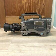 Jvc Mini Dv Gy-dv550 Camcorder With Fujinon Lens Professional Grade Camera