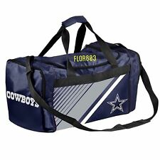 f3b838eb cowboys duffel bag | eBay