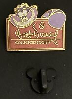 Walt Disney's Collectors Society WDCS Cheshire Cat Membership 1994 Pin 1003
