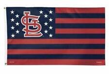 St. Louis Cardinals-Stars & Stripes-Navy-STL-MLB-3x5