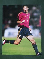 Football Raul Gonzalez 91x61cm #34827 Espagne Poster
