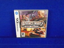 ds ADVANCE WARS Dark Conflict Multiplayer Strategy Game Lite DSi Nintendo