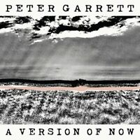 Peter Garrett (Midnight Oil) - A Version Of Now (2016)  CD  NEW  SPEEDYPOST