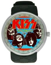 KISS Rock Band Bubble Gum Cards 1978 On A New Watch
