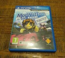 MODNATION RACERS: Road Trip, Sony PS Vita PAL FR Version