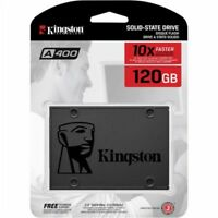 "Kingston Digital 120GB  SA400S37/120G SSD SATA 3 2.5"" Solid State Drive"