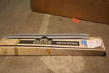 MERCEDES w201 190e 3.2 EVO 1 2 16v-Originale AMG Spoiler Posteriore Spoiler-kba35610