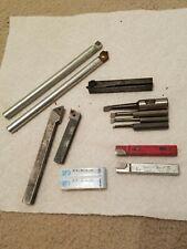 Lathe Milling Machine Cutting Tool Lot Machining Tool Bits