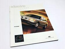 1999 Hyundai Elantra GLS Brochure