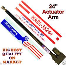 "HEAVY DUTY 24"" Satellite C Band Dish Actuator Arm BUD Motor Linear 36V QARL-3624"
