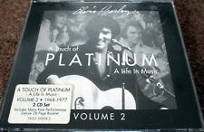 Elvis Presley A Touch Of Platinum, A life in music Volume 2, Double CD / Booklet