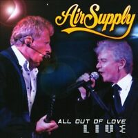 All Out of Love: Live by Air Supply (CD & DVD, May-2005, 2 Discs)
