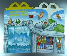 ANCIENNE BOITE HAPPY MEAL McDONALD'S / VINTAGE TOY BOX / PARC D'ATTRACTION 2