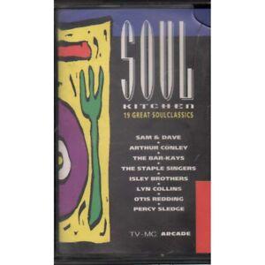 Aa.vv  MC7 Soul Kitchen/Arcade CD Nuevo 3351476830415