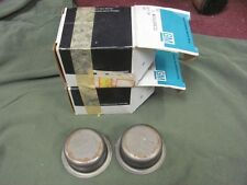 NOS 60-69 Chevy Truck Ser 20 4X4 Front Wheel Bearing Grease Caps 3820832 67 68