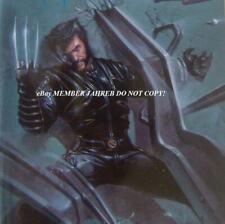 Wolverine 41 Dell'otto Euro Variant 1st X-Men Movie Black Suit Old Man Logan X23