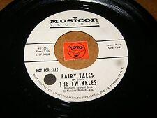 THE TWINKLES - FAIRY TALES - OH LITTLE STAR   / LISTEN - TEEN GIRL GROUP