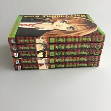 Happy Hustle High by Rie Takada complete set 1 - 5 shojo manga English