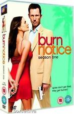 BURN NOTICE: COMPLETE SEASON 1  - BRAND NEW & SEALED DVD