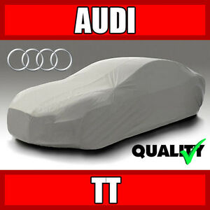 [AUDI TT] CAR COVER ☑️ Weatherproof ☑️ Waterproof ☑️ 100% Warranty ✔CUSTOM✔FIT