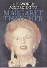 The World According to Margaret Thatcher, John, Andrew, Blake, Stephen, New Book