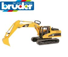 BRUDER CATERPILLAR EXCAVATOR DIGGER 1:16 Scale Kids Toy Model Cat 02438