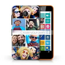 Create your own Photo Personalised Case For Nokia Lumia 630