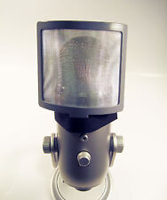 THE HOOK  PF-375-AC POP FILTER - PERFECT FOR YETI MIC-ALWAYS ON AXIS-PATENTED