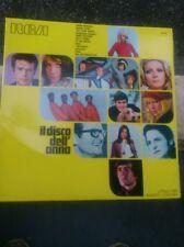 IL DISCO DELL'ANNO ( PATTY PRAVO, ROKES, GIANNI MORANDI, NADA) - RARO LP 33 GIRI