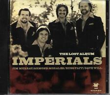 "IMPERIALS.......""THE LOST ALBUM"".........RARE HTF OOP GOSPEL CD"