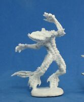 Reaper Miniatures CREATURE OF BLOOD REEF Polymer BONES Plastic 77189