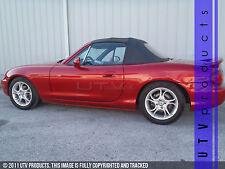 GTG 1999 - 2005 Mazda Miata 2PC Chrome Stainless Steel Pillars Posts