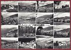 TRENTO FOLGARIA 21 SALUTI da... VEDUTINE Cartolina FOTOGRAFICA viaggiata 1960