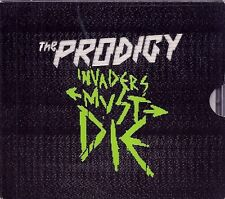 COFFRET 2 CD 27 TITRES + 1 DVD 8 TITRES--THE PRODIGY--INVADERS MUST DIE--2009