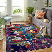 Disney Villains Area Rugs Living Room Carpet FN181237 Local Brands Floor Decor