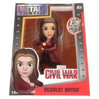 "4"" METALFIGS Marvel: Scarlet Witch (M134)"