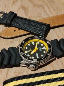 Seiko Dive Mod Watch