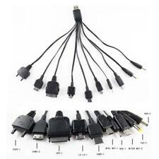 USB Cable Charger 10. for iPod Motorola Nokia Samsung LG Sony Ericsson K750