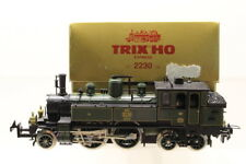 H0 Trix Express 2230 K. BAY. STS. B. DX II 2230 Tenderlok locomotiva analogico +ovp/g34
