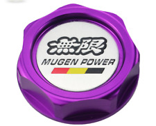 PURPLE Oil Cap MUGEN HONDA CIVIC/INTEGRA/TYPE R JDM/EP2/EP3/EJ9/EK9/FN2/DC5/DC2