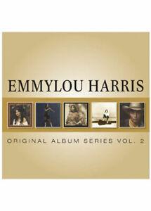 Emmylou Harris - Original Album Series: Vol 2 - Cimarron / Evange NEW CD