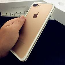 Ultra Thin Bumper TPU Rubber Case Frame Cover Skin For Apple iPhone 6S 7 plus