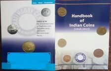 Handbook on INDIAN COINS Pocket Book  1947-2017